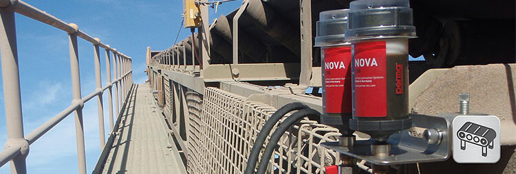 Perma NOVA automatic lubrication system